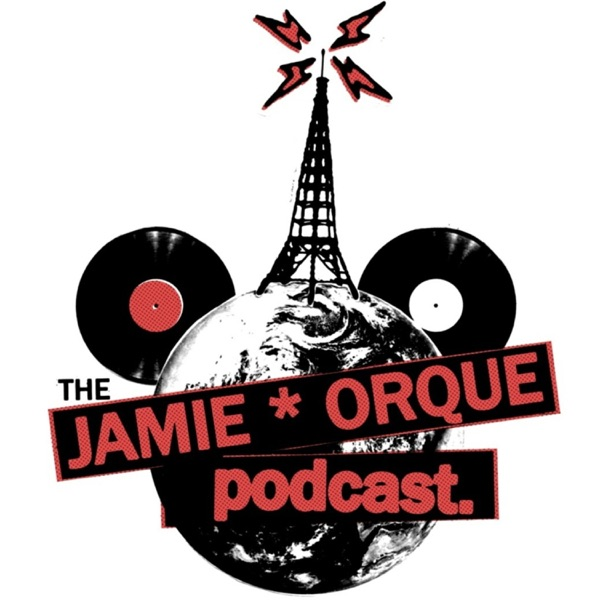 Jamie Orque Podcast Artwork