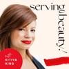 Serving Beauty with Kitiya King artwork