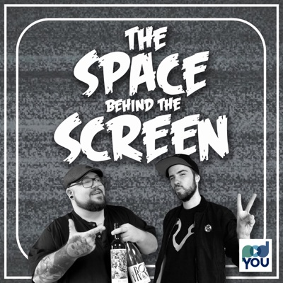 THE SPACE BEHIND THE SCREEN