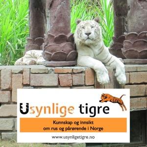 Usynlige tigre-podden