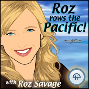 Roz Rows the Pacific (Audio)
