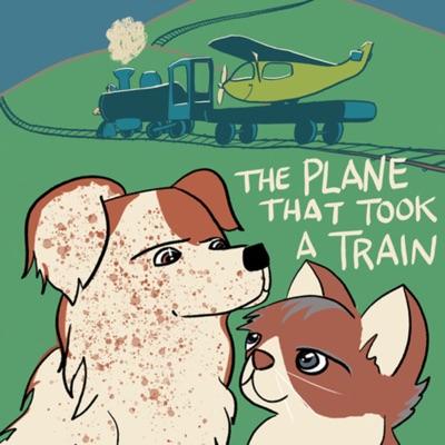 The Plane That Took A Train