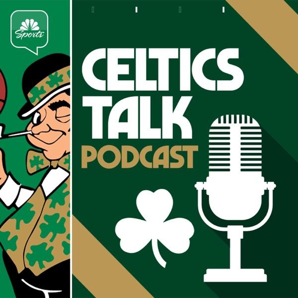 Celtics Talk banner backdrop