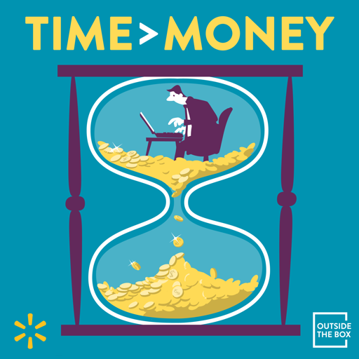 Cover image of Outside the Box: Time > Money