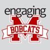 Engaging Bobcats artwork