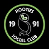 Hootie's Social Club with Anthony Russo artwork