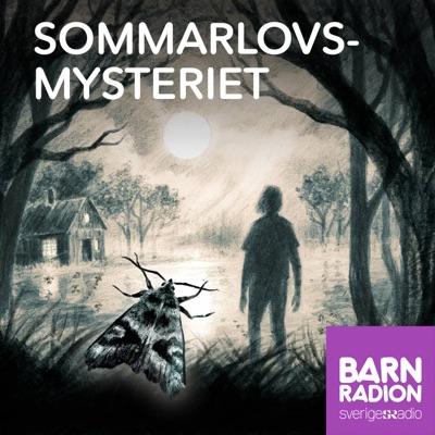 Sommarlovsmysteriet i Barnradion:Sveriges Radio