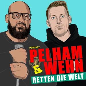 Pelham & Wehn retten die Welt