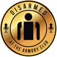 DisArmed at the Armory Club podcast