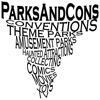 Podcasts – Parks and Cons artwork