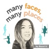 Many Faces, Many Places artwork