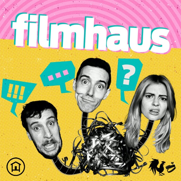Filmhaus Podcast banner backdrop