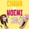 Chana & Noemi: UNHINGED artwork