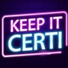 Keep It Certi artwork