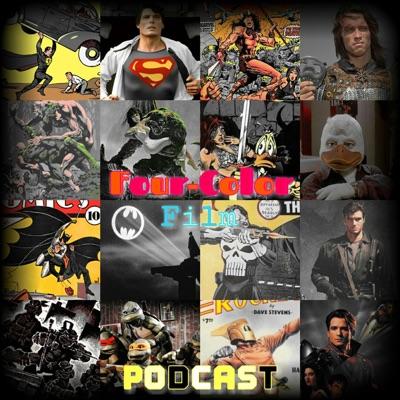 Four-Color Film Podcast