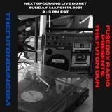 FuseBox Radio #640: DJ Fusion's The Futon Dun Livestream DJ Mix Spring Session #2 (Wings With Extra Mambo Sauce DC Go-Go Mix)