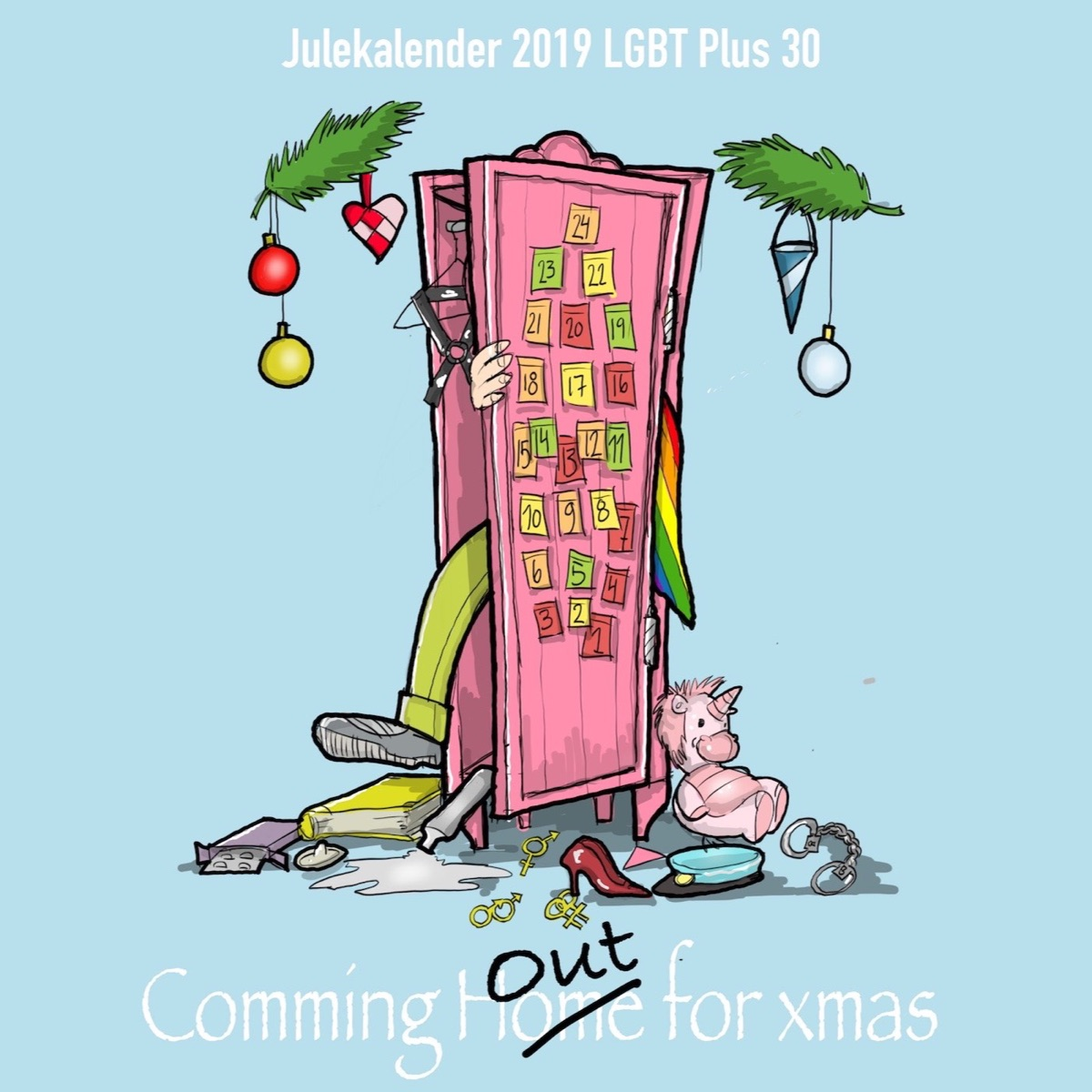 Coming Out for Christmas
