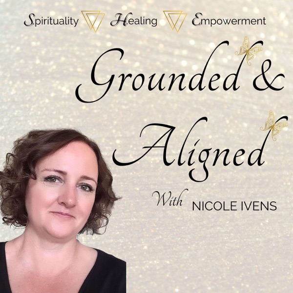 Grounded and Aligned Podcast Artwork