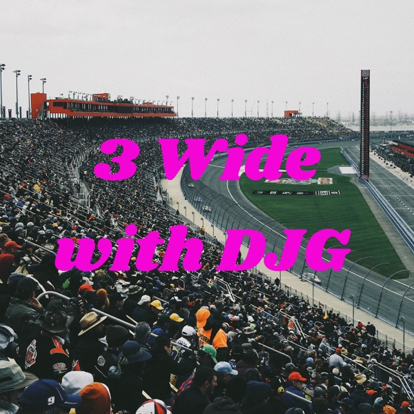 3 Wide with DJG Artwork