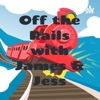 Off the Rails with James & Jess artwork