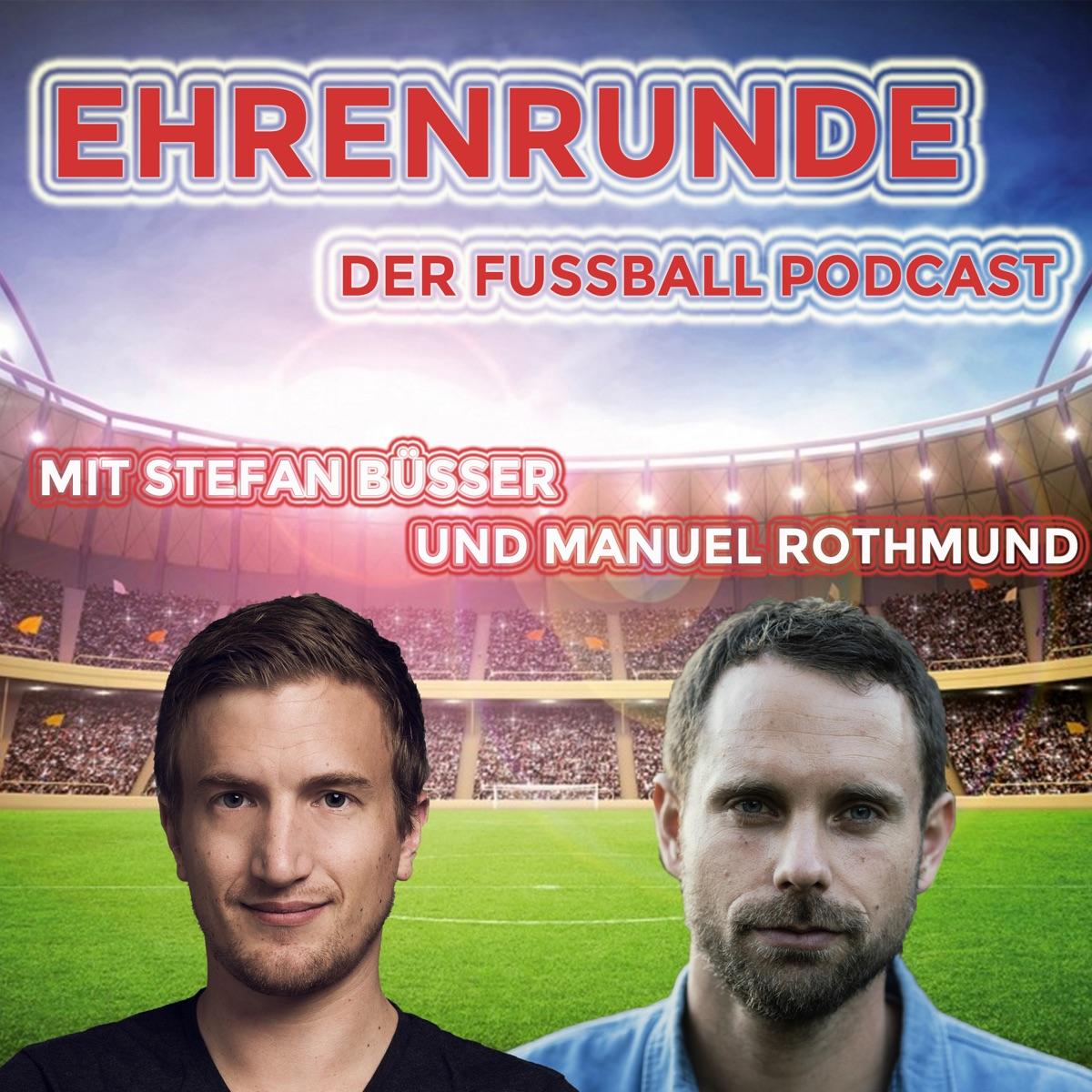 Ehrenrunde - der Fussball Podcast