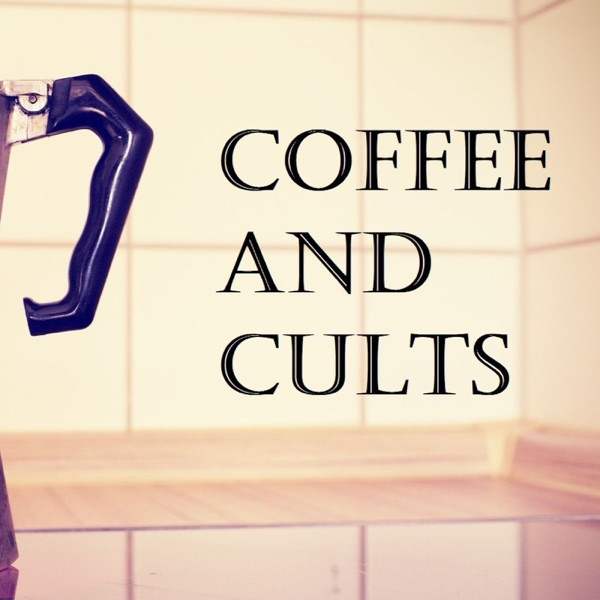 Coffee And Cults banner backdrop
