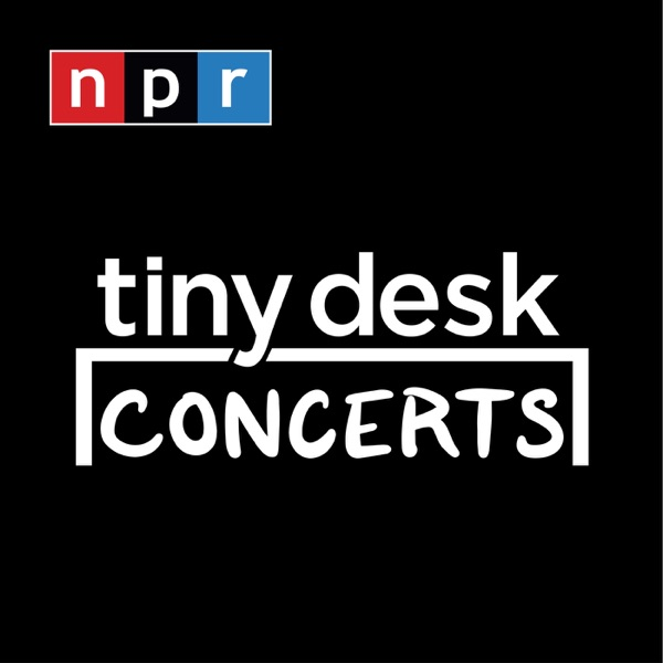 Tiny Desk Concerts - Audio banner backdrop