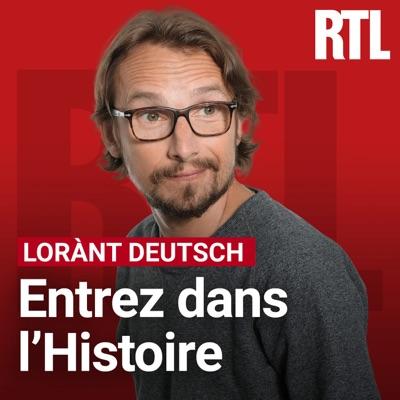 Entrez dans l'Histoire:RTL