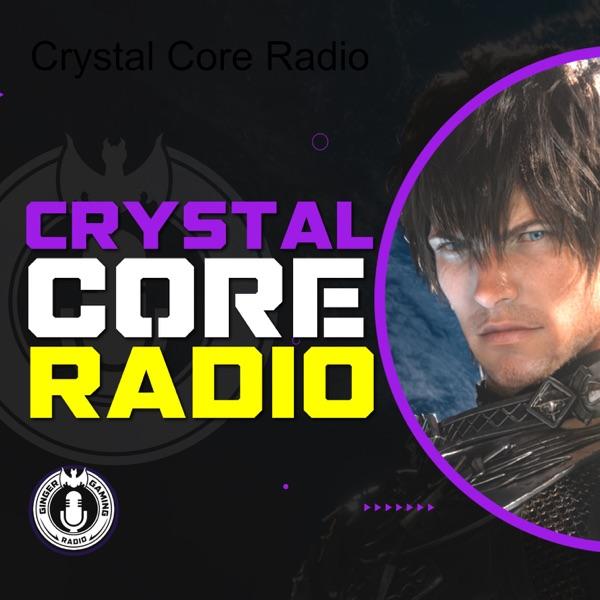 Crystal Core Radio Artwork