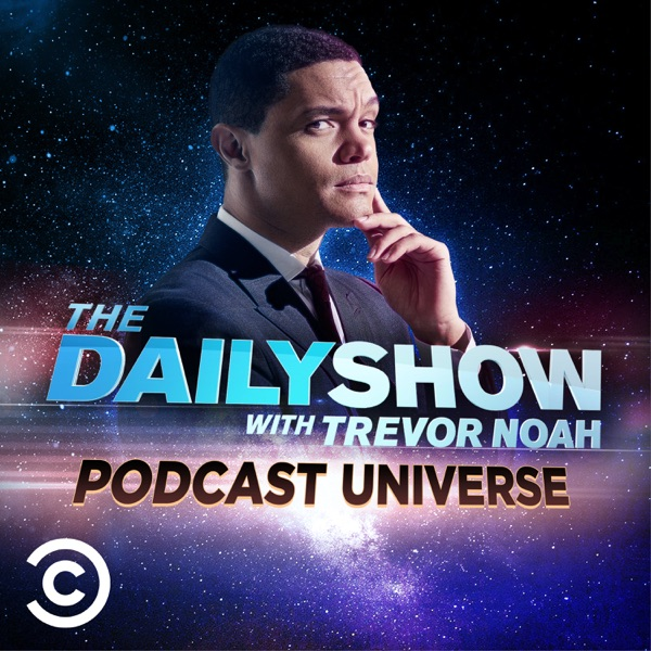 List item The Daily Show Podcast Universe image