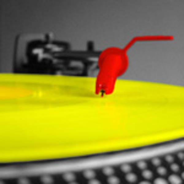 DJ Mantas Vinylcast