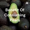 Benefit Of Consuming Pears artwork