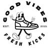 Good Vibes Fresh Kicks  artwork