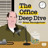 Image of The Office Deep Dive with Brian Baumgartner podcast