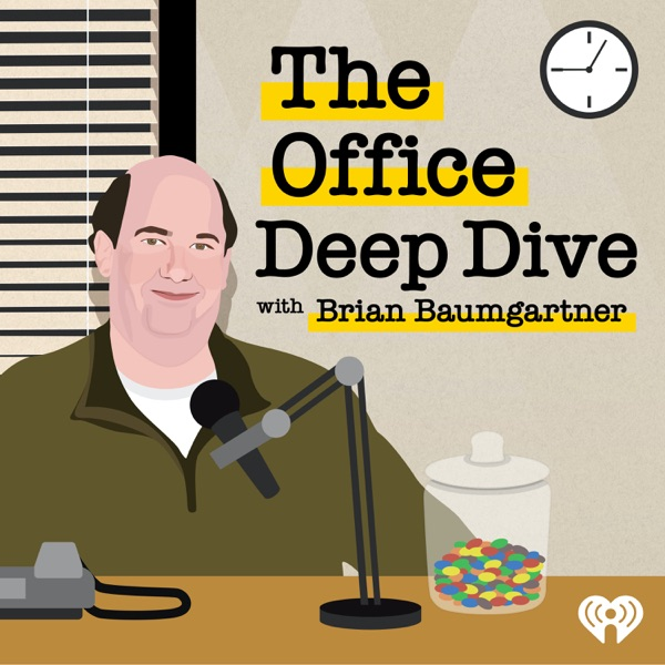 The Office Deep Dive with Brian Baumgartner image
