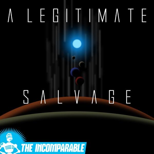 A Legitimate Salvage (The Expanse)