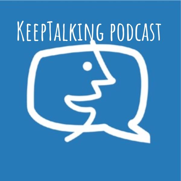 KeepTalking podcast Artwork