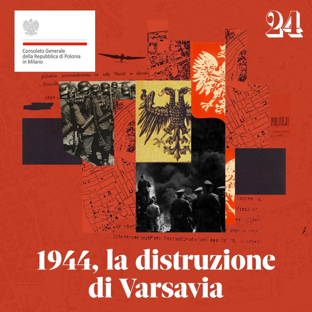 1944, la distruzione di Varsavia