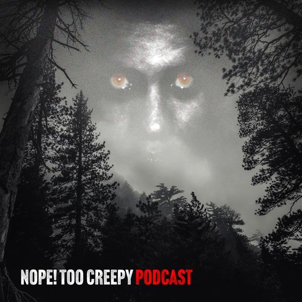 Nope! Too Creepy Artwork