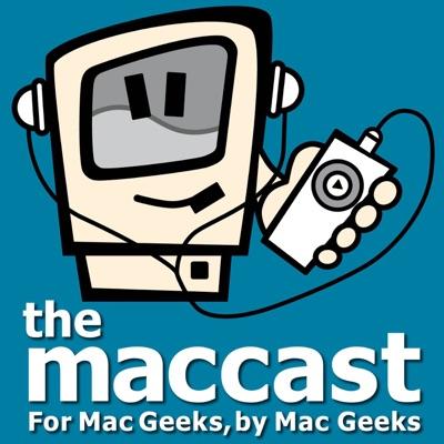 MacCast - For Mac Geeks, by Mac Geeks:Adam Christianson (Mac Geek)