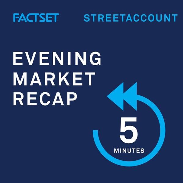 FactSet Evening Market Recap Artwork
