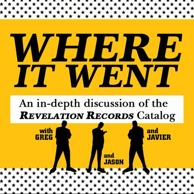 Where It Went Podcast:whereitwentpodcast