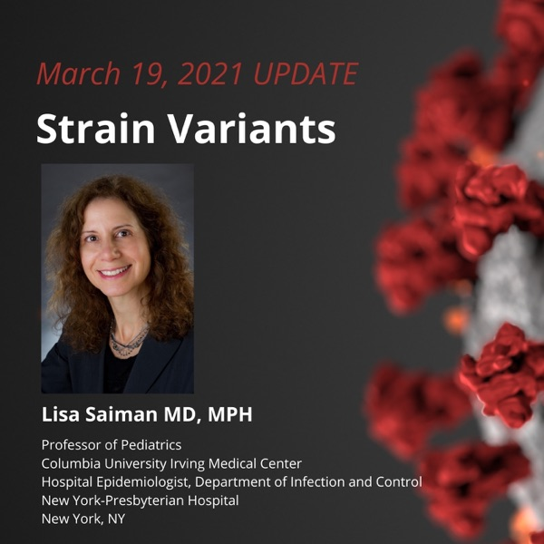 UPDATE 3/19/2021 - Strain Variants photo