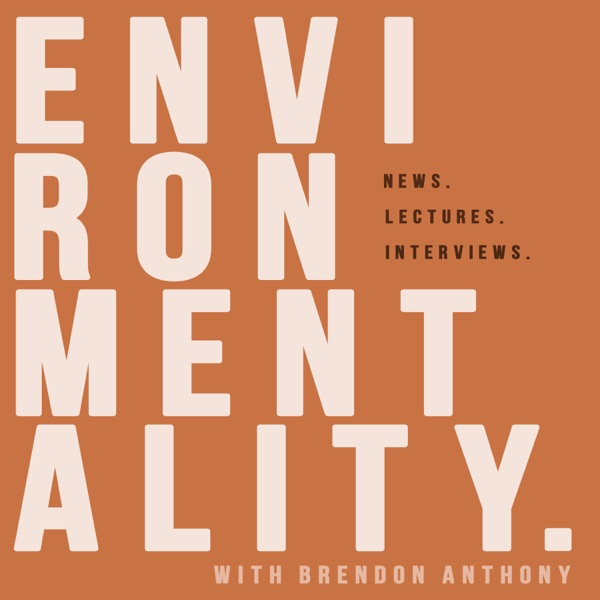 Environmentality. with Brendon Anthony Artwork
