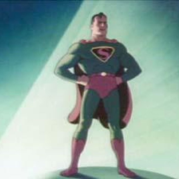 The Old Time Radio Superman Show Artwork