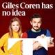 Giles Coren Has No Idea