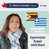 Optimistic Expat   Eleni from Zimbabwe + Greece