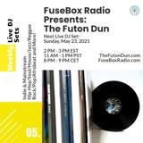 FuseBox Radio #648: DJ Fusion's The Futon Dun Livestream DJ Mix Spring Session #10 (Sleepy Cicadas Soon Come Spring Music Mix #2)