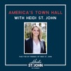 America's Town Hall with Heidi St. John artwork