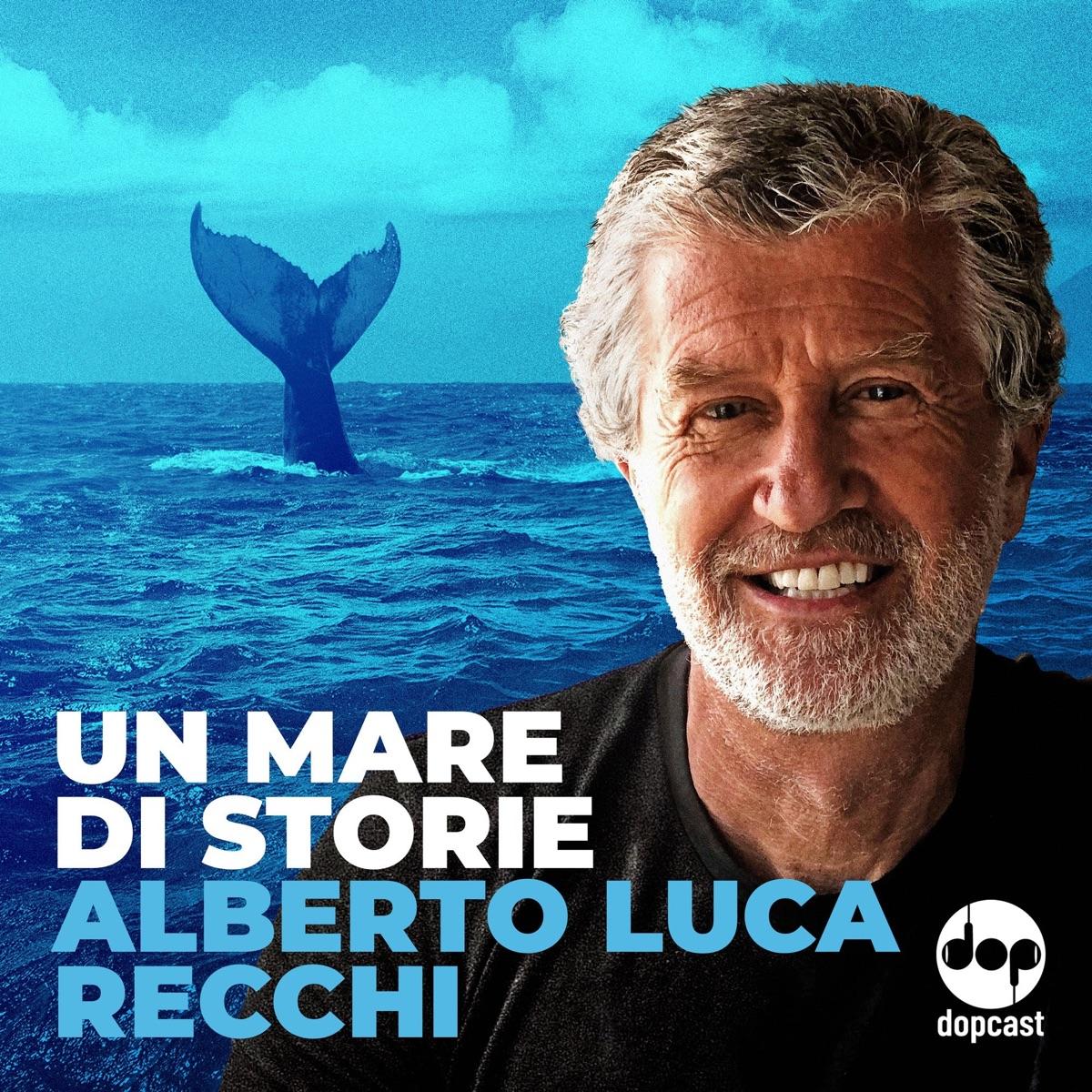 Un Mare di Storie di Alberto Luca Recchi